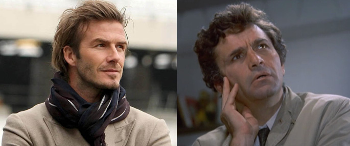 Beckham or Columbo
