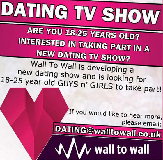 Wall to Wall TV Dating Casting