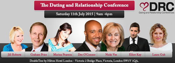 UK Dating & Relationship Conference 2015