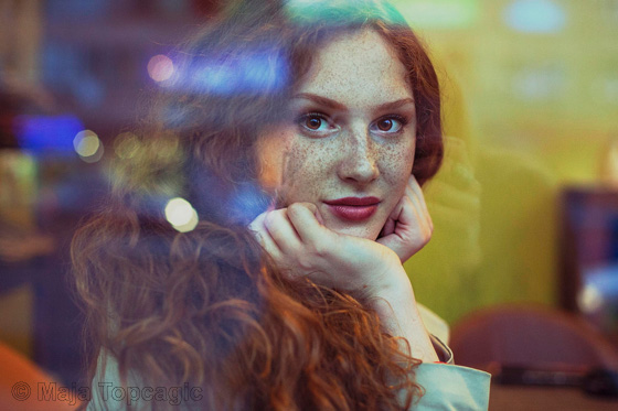 Freckles by Maja Topcagic