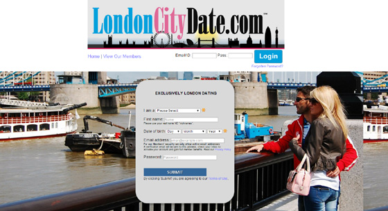 Best online dating london