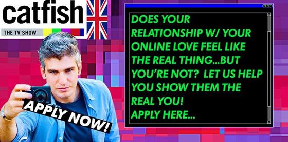 Catfish TV Casting Call