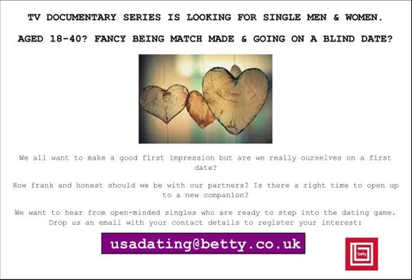 Dating Show Casting Call