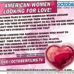 October American Women Dating Cating