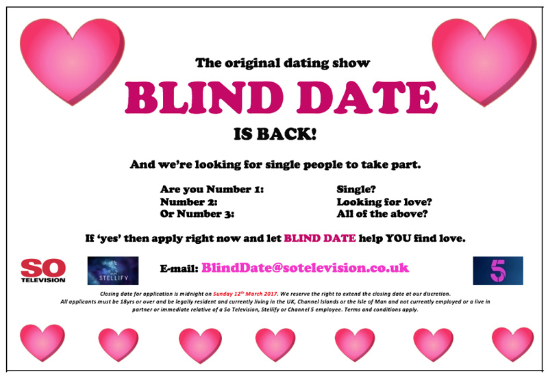year blind dates single search