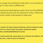 Boomerang Casting Call